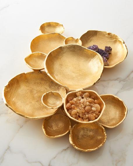 John-Richard Collection Organic Bowls Table Decor