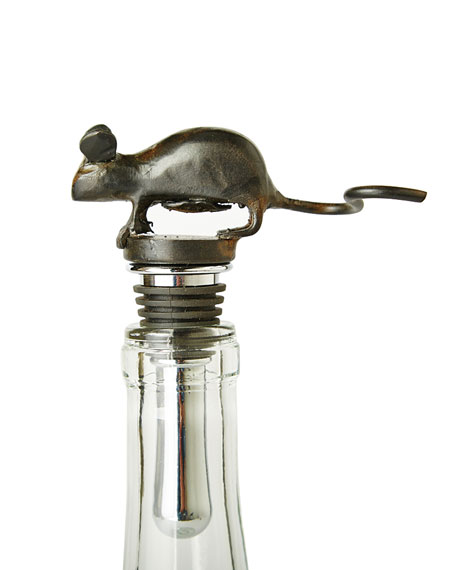 Mouse Corkscrew/Stopper