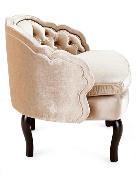 Haute House Pippa Tufted Chair