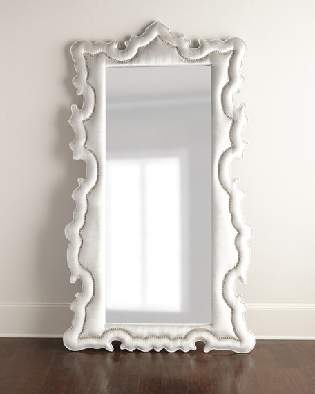 Image 1 of 2: Haute House Thebes Floor Mirror