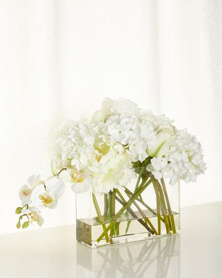John-Richard Collection Avant Faux-Floral Bouquet