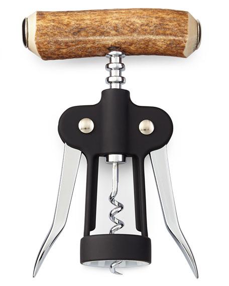 Antler Double Corkscrew