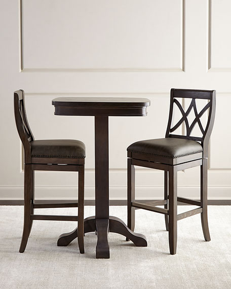 Hartford Pub Table & Barstool & Matching Items