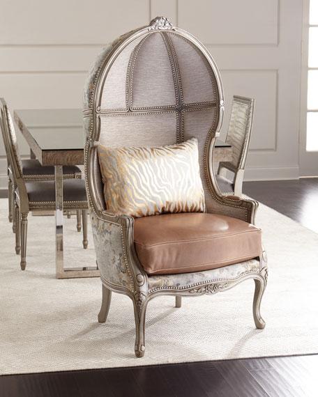 Massoud Kanella Balloon Chair