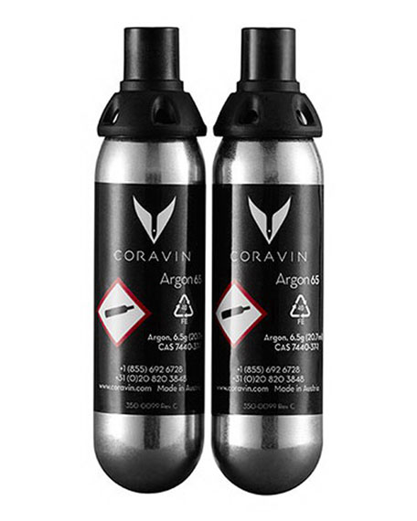 Coravin Capsule Two Pack