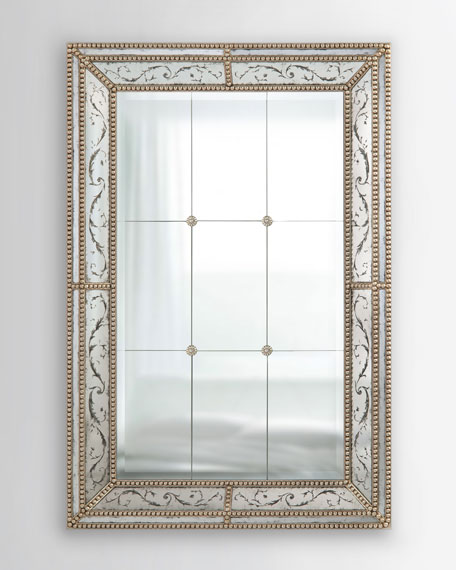John-Richard Collection Pearl Mirror