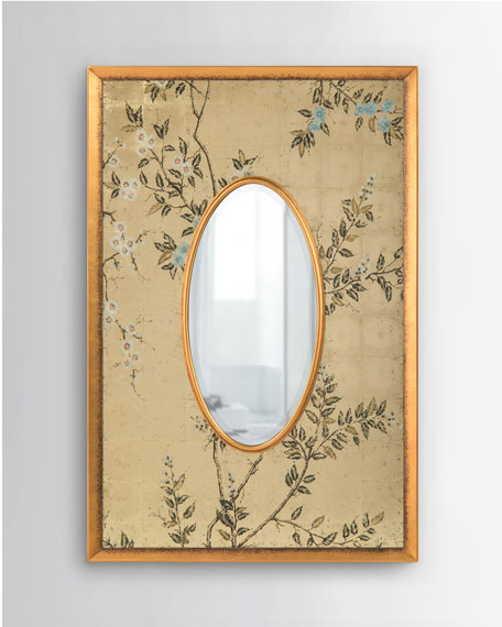John-Richard Collection Blossom II Mirror