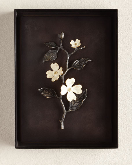 Michael Aram Dogwood Wall Art