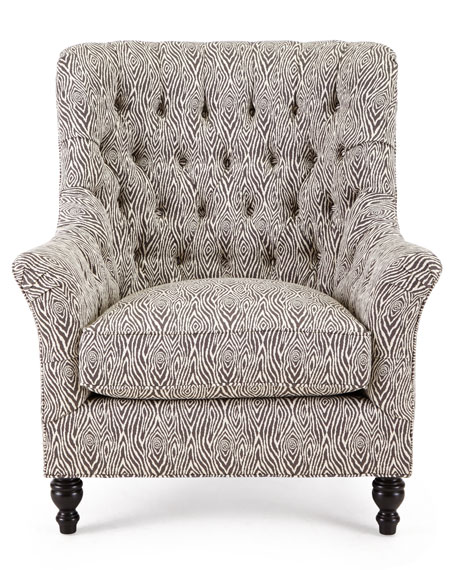 Delta Tufted Chair