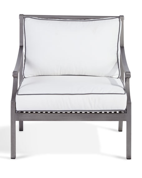 Charlotte Outdoor Lounge Chair