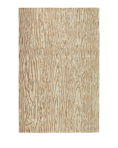 Grammercy Woodgrain Rug, 8' x 10'