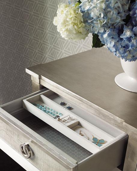 caracole Italian Dressing 9-Drawer Dresser