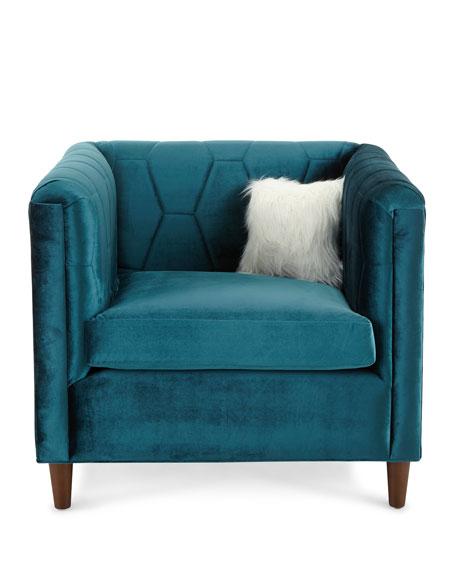 Maxwell Tufted Chair