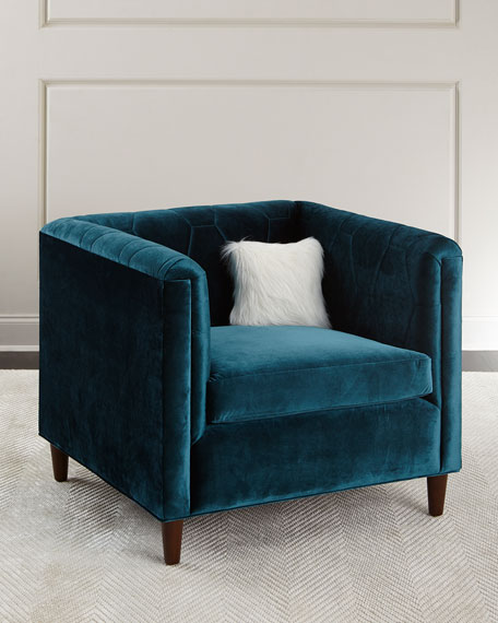 Haute House Maxwell Tufted Chair