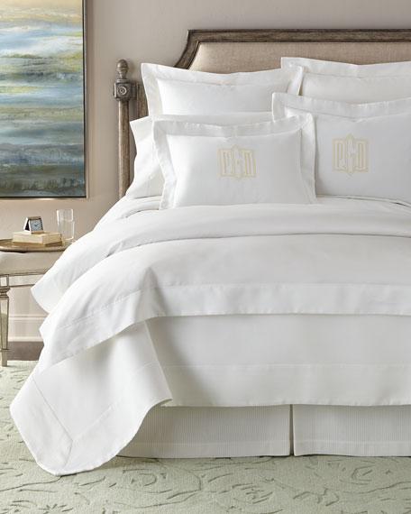 "Angelina Stripe Pillow, 22""Sq."