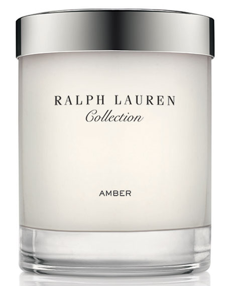 Amber Candle, 210g