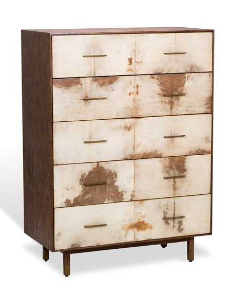 Sierra Natural Tall Chest