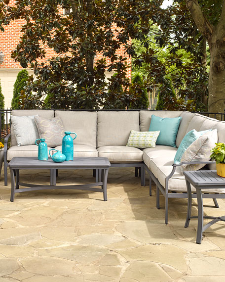 Lane Venture Raleigh Outdoor Coffee Table