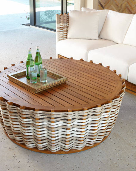 Palecek San Martin Coffee Table