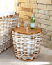 San Martin Outdoor Side Table