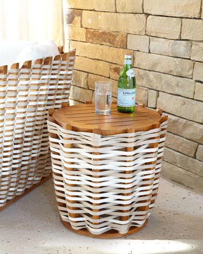 San Martin Outdoor Side Table