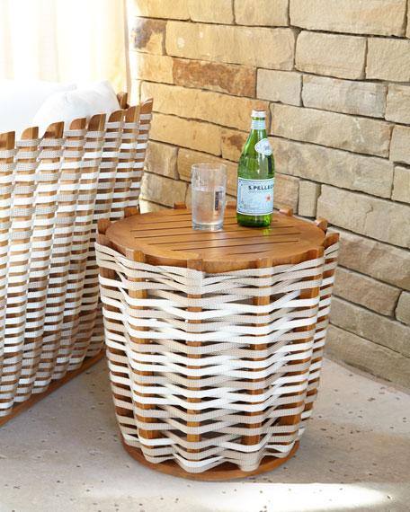 Palecek San Martin Outdoor Side Table