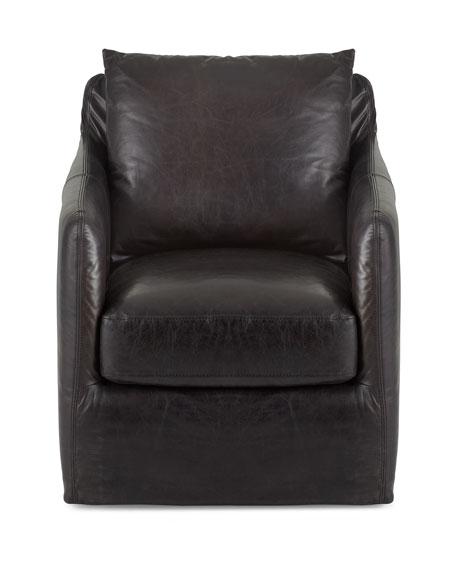 Banks Swivel Chair