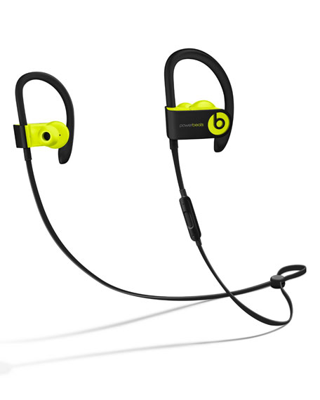 Beats by Dr. Dre Shock Yellow Powerbeats 3