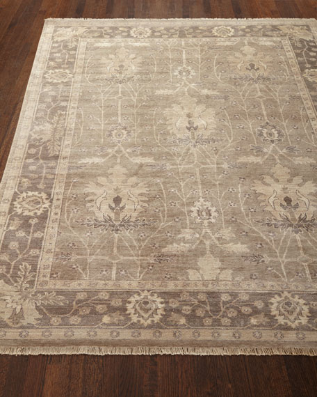 "Cutler Bay Rug, 7'9"" x 9'9"""