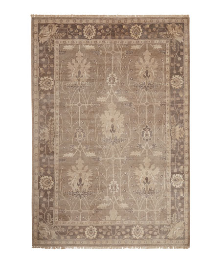 "Cutler Bay Rug, 9'9"" x 13'9"""