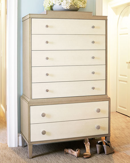 Bernhardt Ophelia Tall Chest