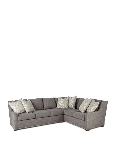 Bridget Left-Arm Sectional Sofa
