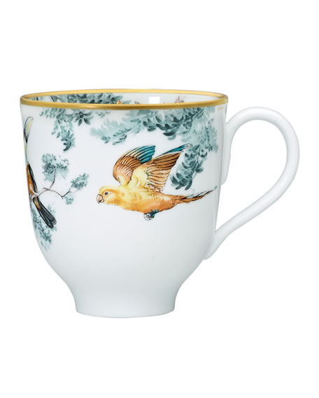 Carnets d'Equateur Mug with Birds