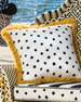 Image 4 of 4: Reversible Dotty Throw Pillow