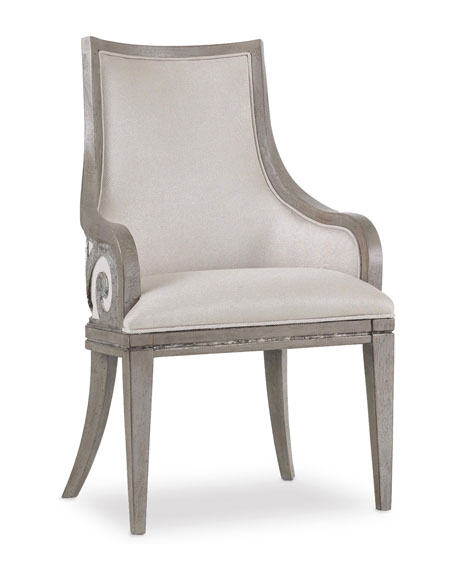 Juliet Armchairs, Set of 2