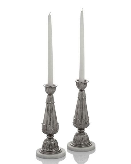 Michael Aram Palace Candleholders, Set of 2