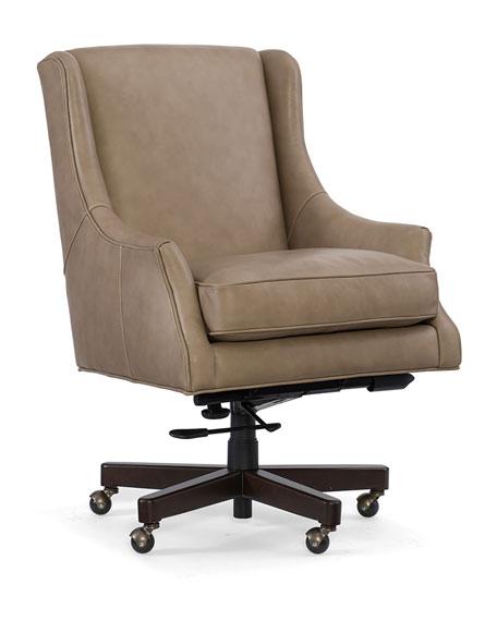 Arthur Leather Desk Chair