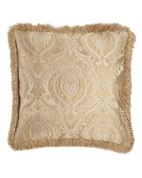 Austin Horn Collection European Renaissance Damask Sham