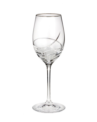 Ballet Ribbon Essence White Wine Glass