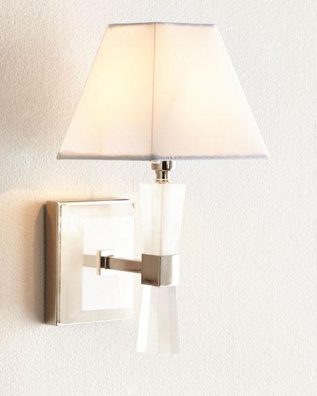 Quartz 1-Light Sconce