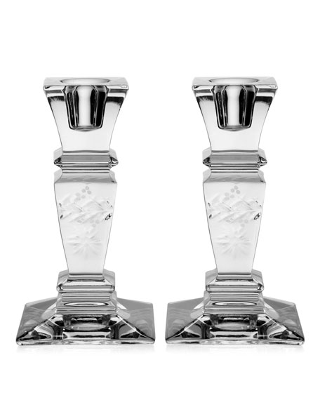 Catherine Candlesticks, Set of 2