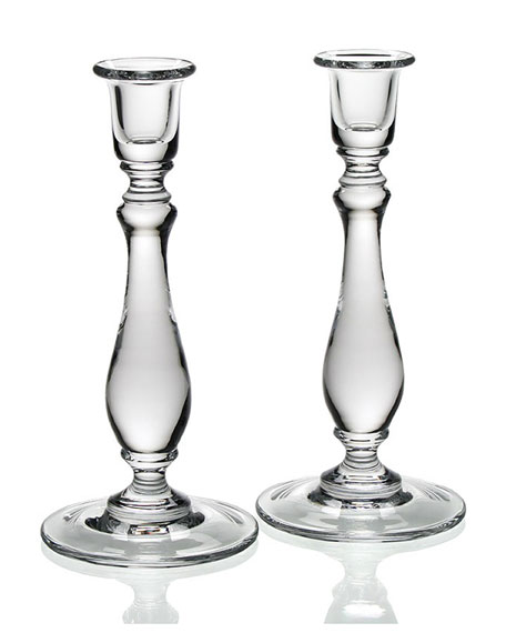 Meryl Candlesticks, Set of 2