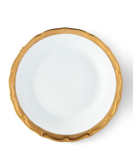 Anna Weatherley Golden Patina Salad Plate