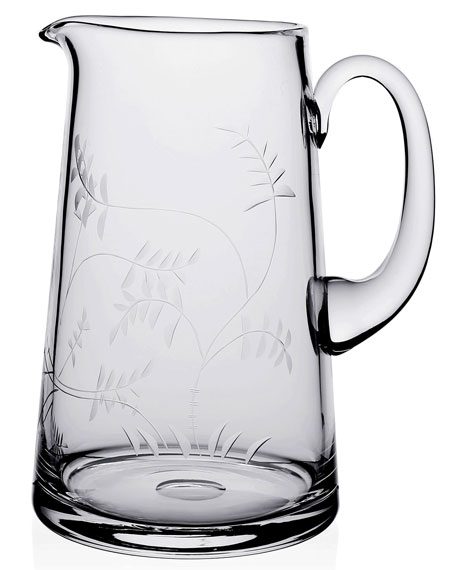 William Yeoward Wisteria 2-Pint Pitcher