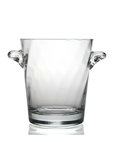 Dakota Ice Bucket with Tongs