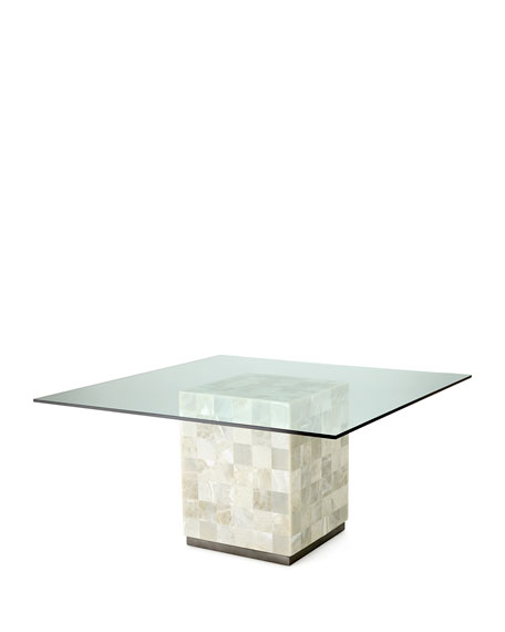 Bernhardt Palmetto Quartz Dining Table