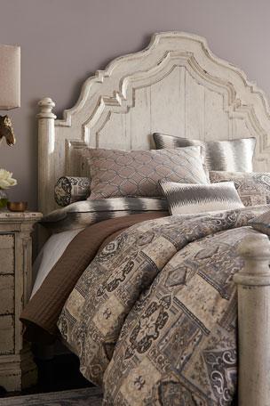 Hooker Furniture Adelina Queen Panel Bed