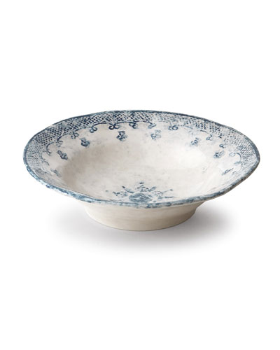 Burano Shallow Serving Bowl