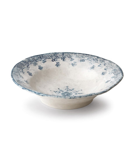 Arte Italica Burano Shallow Serving Bowl
