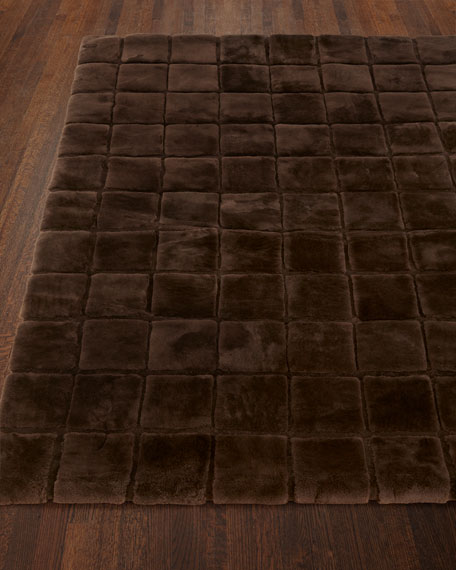 Sawyer Sheepskin Rug, 6'6